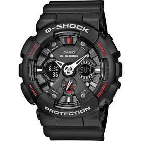 Hodinky CASIO G-Shock GA 120-1A