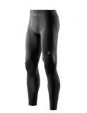 SKINS A400 Starlight Mens Long Tights - Black (pánské aktivní kompresní dlouhé kalhoty)