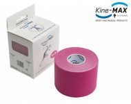 KineMAX 4Way Stretch Tape - růžový, 5cmx5m