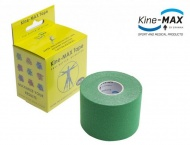 KineMAX SuperPro Cotton Tape - zelený, 5cmx5m