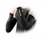 SKINS Essentials Sleeves - Black/Yellow