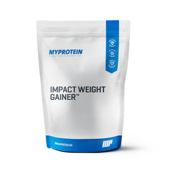MyProtein Impact Weight Gainer, 2500g