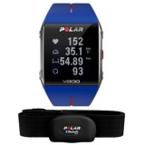 Sporttester POLAR V800 GPS Cycling Pack, Blue