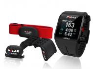 POLAR V800 GPS Cycling pack Special edition HR, Black