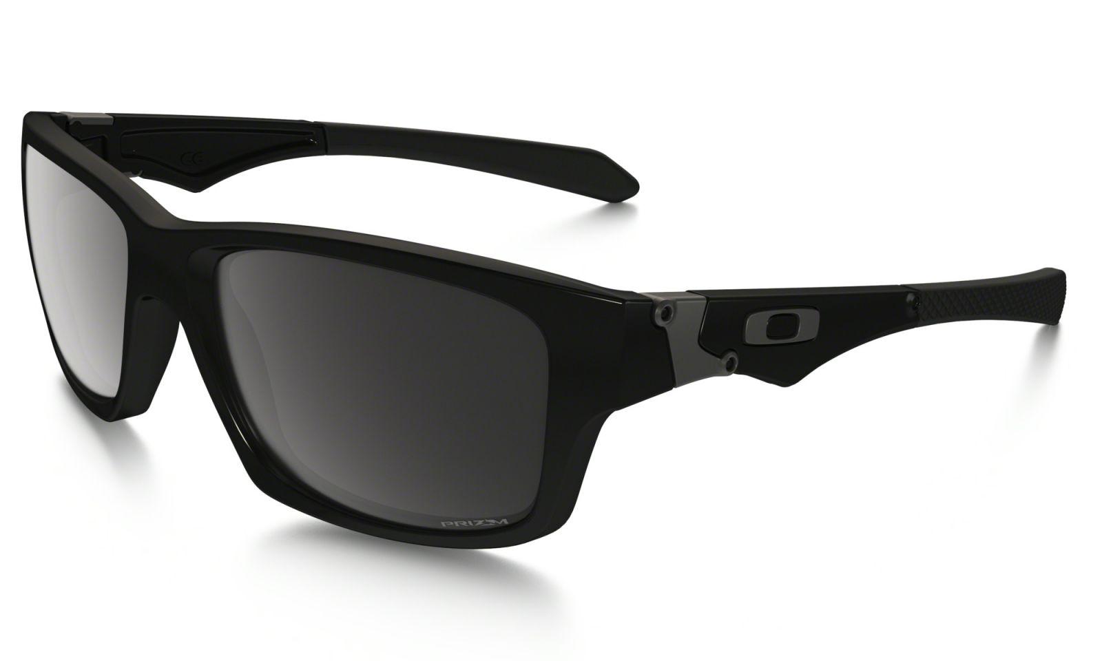 Brýle OAKLEY Jupiter Squared - Polished Black W/Prizm Black Polarized