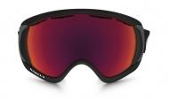 Lyžařské brýle OAKLEY Canopy Matte Black/Prizm Torch Iridium