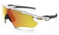 OAKLEY Radar EV Path - Polished White W/Fire Iridium
