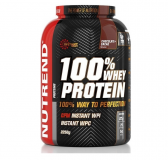 NUTREND 100% Whey Protein, 2250g