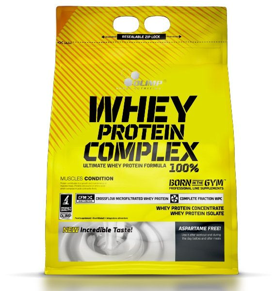 Whey Protein Complex 100%, 2270 g, Olimp OLIMP Sport Nutrition