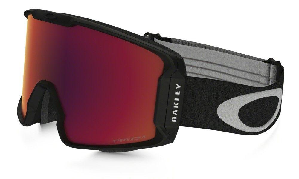 Brýle OAKLEY LineMiner Matte Black W/Prizm Torch