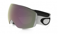 OAKLEY Flight Deck Matte White w/Prizm Hi Pink