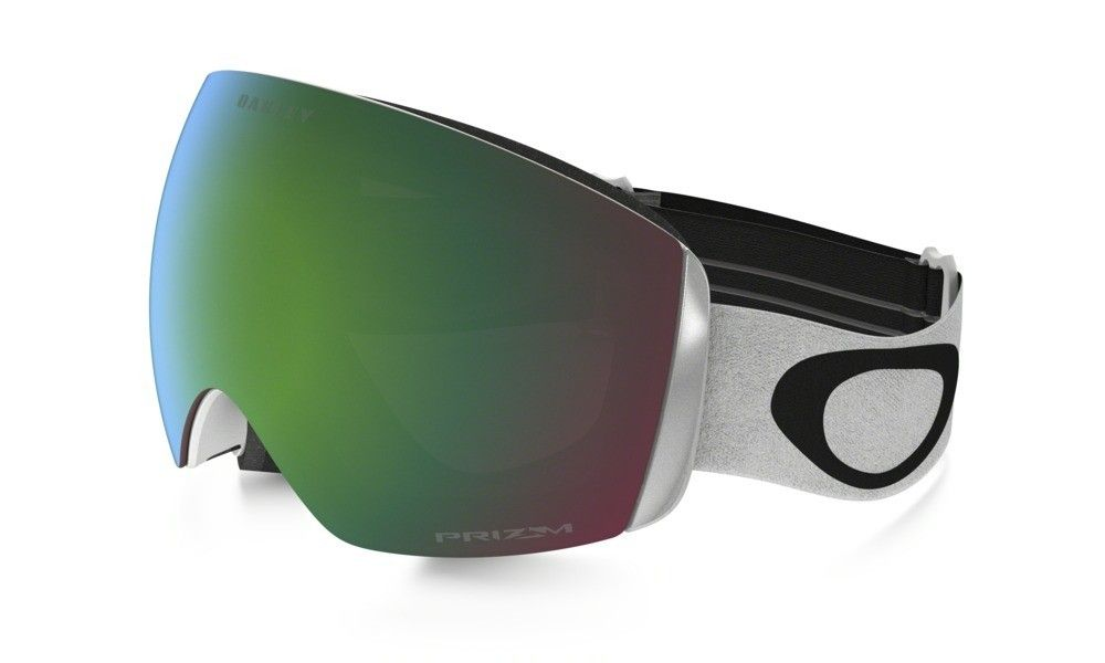 Brýle OAKLEY Flight Deck XM Matte White w/Prizm Jade Iridium