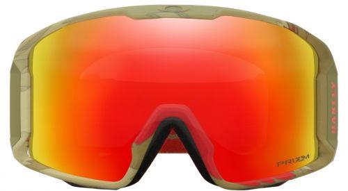 Brýle OAKLEY LineMiner Carlson Razor Camo Red W/Prizm Torch Iridium
