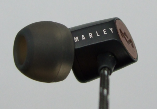 Sluchátka House of MARLEY Uplift 2 wireless - Signature Black