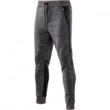 SKINS PLUS Activewear Binary Tech Fleece Pant - Black/Marle