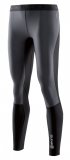 SKINS DNAmic Thermal Windproof Womens Long Tights, Black