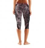 SKINS DNAmic Womens 3/4 Tights - Stardust (dámské kompresní kalhoty SKINS)