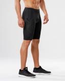 2XU Elite MCS Run kompresní šortky pánské, Black/Nero