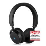 NICEBOY Hive 2 Touch bluetooth sluchátka, černá
