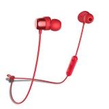NICEBOY Hive E2 bluetooth sluchátka, červená