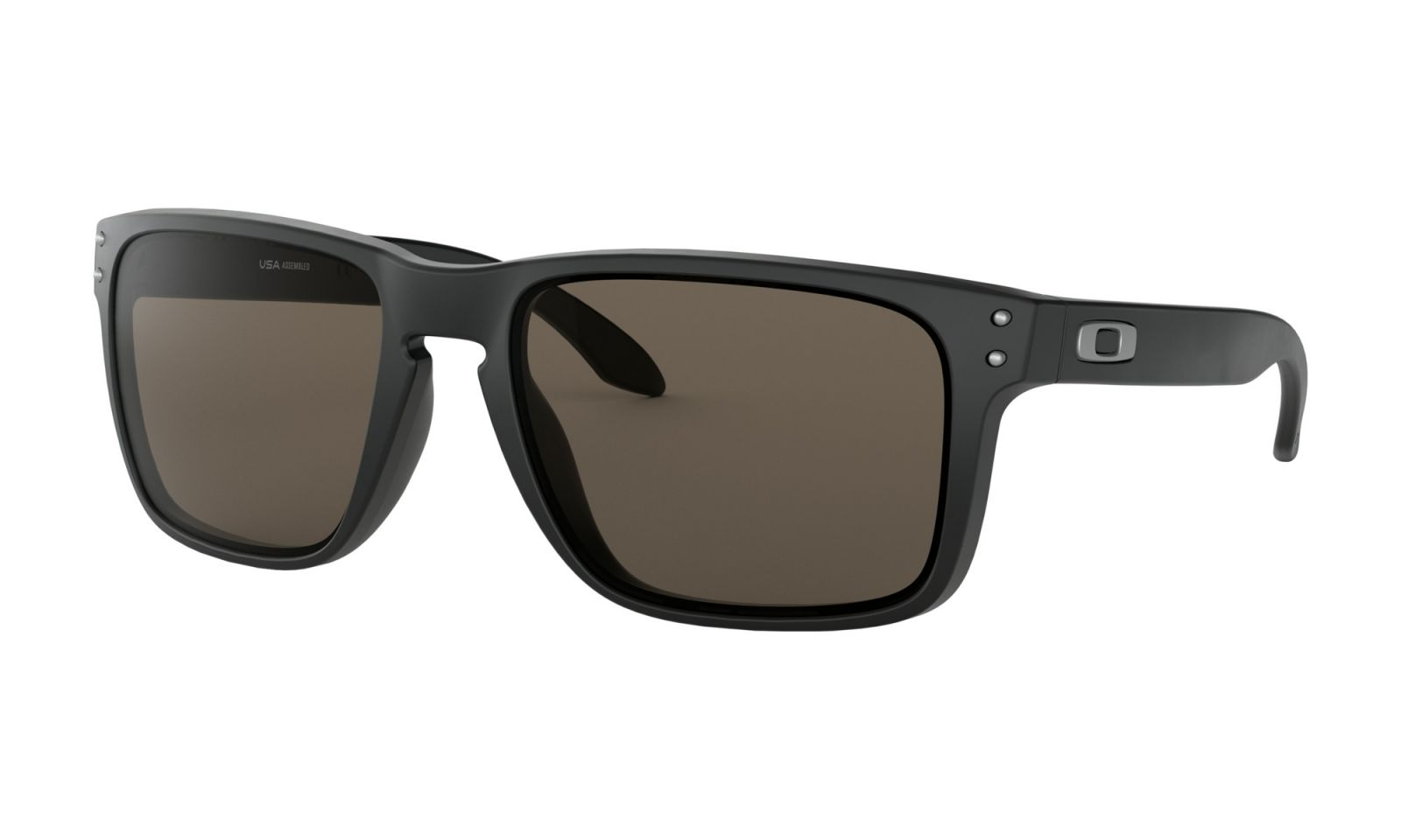 Brýle OAKLEY Holbrook XL - Matte Black W/Warm Grey