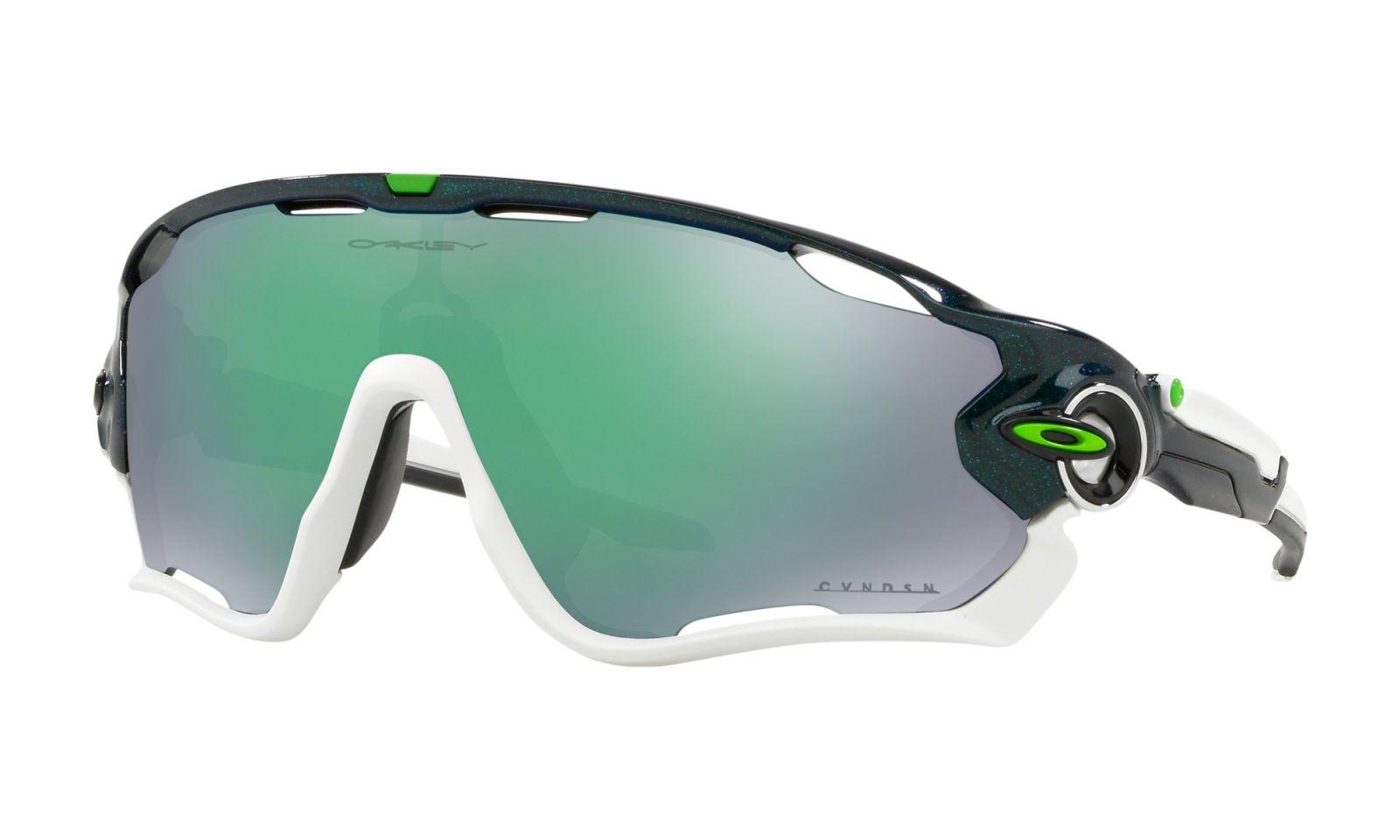 Brýle OAKLEY Jawbreaker Cavendish - Metallic Green/Prizm Jade