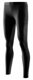 SKINS DNAmic Womens Long Tights, All Black