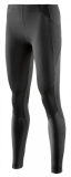 SKINS A400 Womens Long Tights Skyscraper, Black