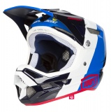 100% AirCraft DH MIPS, R8 Blue Carbon