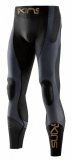 SKINS K-Proprium Mens Compression Long Tights, Carbon