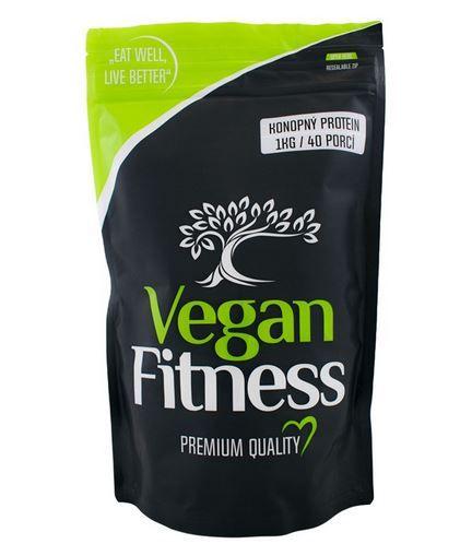 Vegan Protein Konopný Protein, 1000g