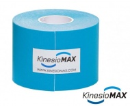 KineMAX 4Way Stretch Tape - modrý, 5cmx5m