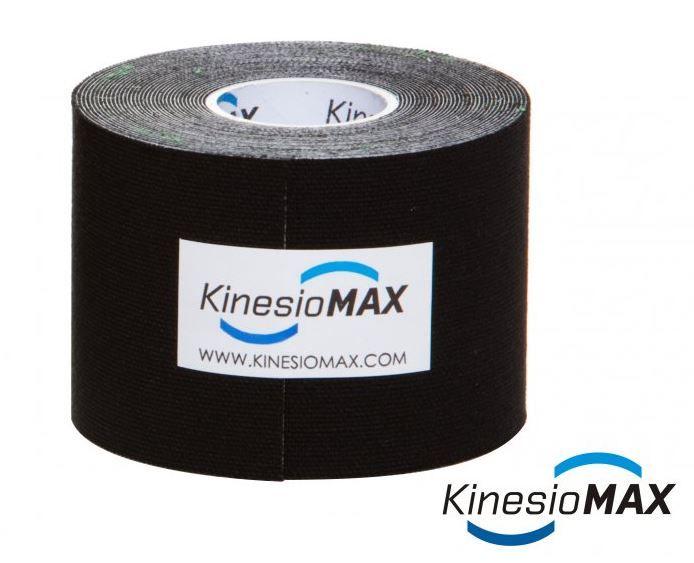KinesioMAX Tape 5cmx5m - černý