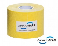 KineMAX Classic Tape 5cmx5m - žlutý