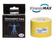 KinesioMAX Tape 5cmx5m - žlutý