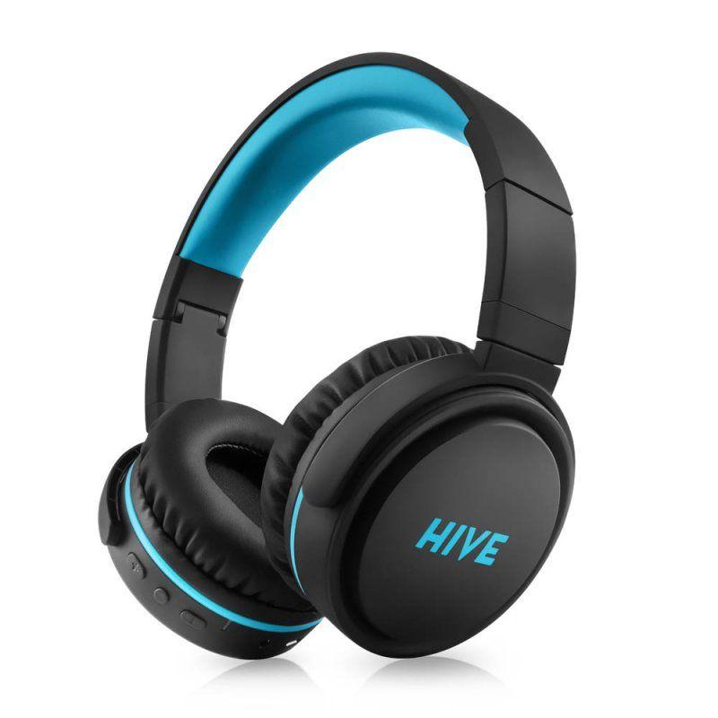 Bluetooth sluchátka NICEBOY Hive XL, černá
