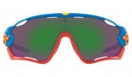 Brýle OAKLEY Jawbreaker - Snapback Blue w/Prizm Jade