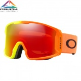 OAKLEY LineMiner Harmony Fade Team Oakley 2018 W/Prizm Snow Torch Iridium
