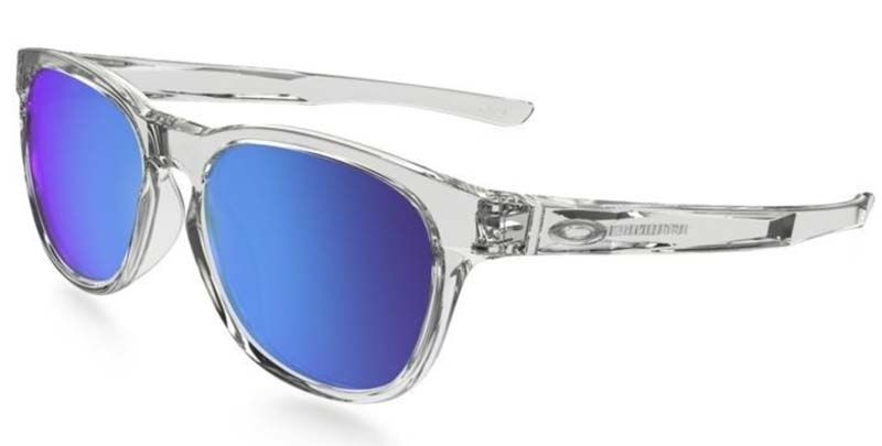Brýle OAKLEY Stringer - Polished Clear W/Sapphire Iridium