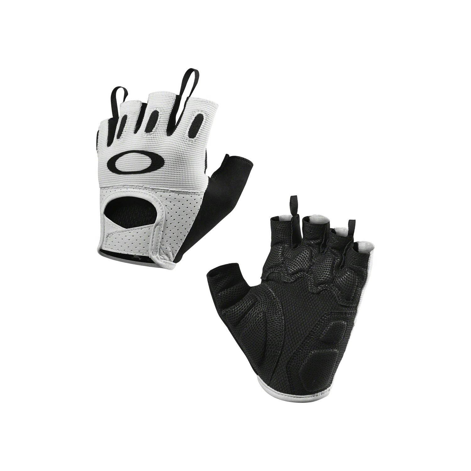 Cyklistické rukavice OAKLEY Factory Road Glove 2.0, White