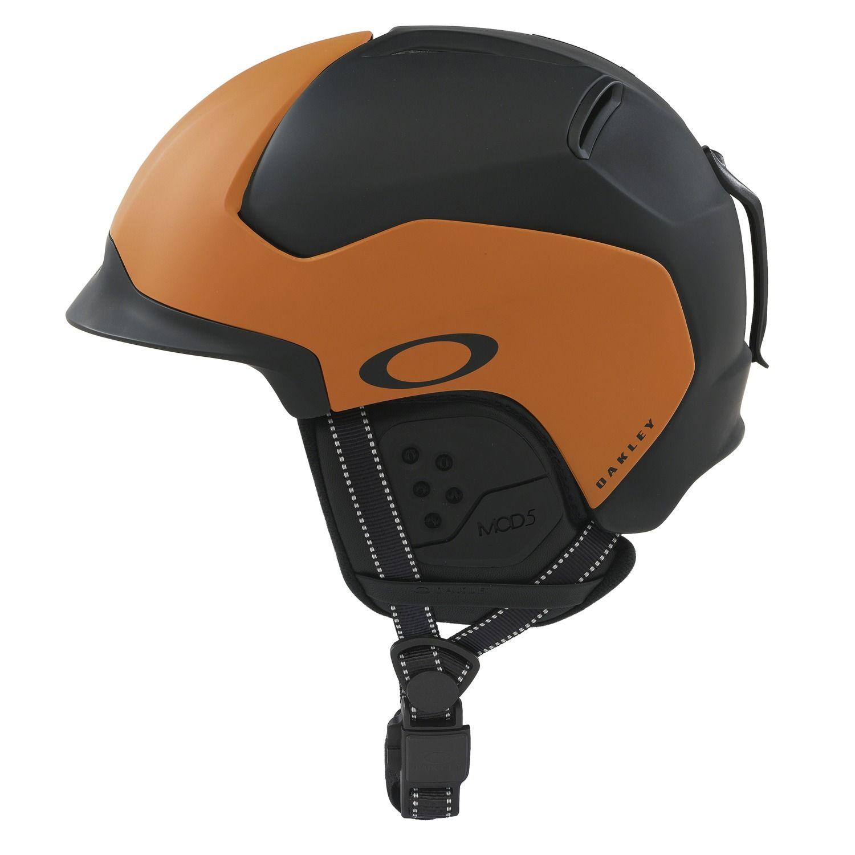 Lyžařská helma OAKLEY MOD5, Gold Brown