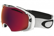 OAKLEY Airbrake Polished White W/Prizm Torch & Prizm Rose