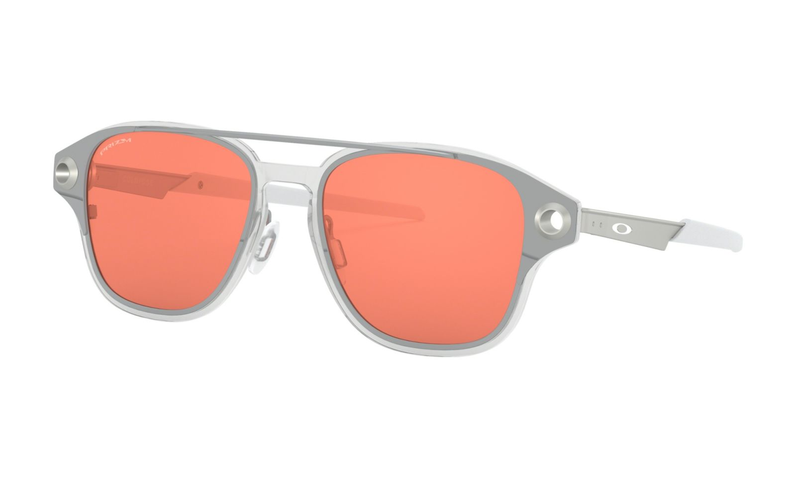 Brýle OAKLEY Coldfuse - Polished Chrome w/Prizm Peach