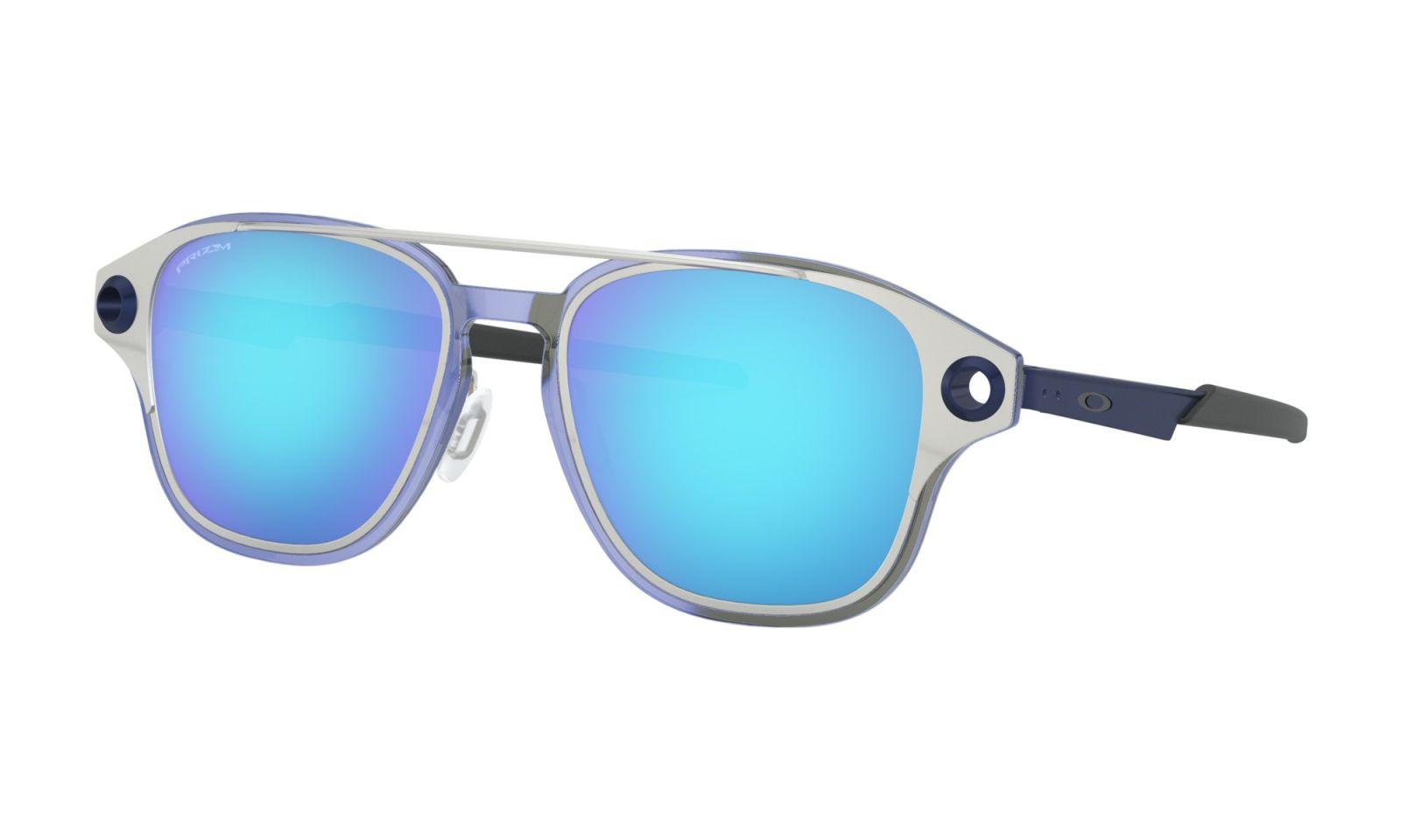 Brýle OAKLEY Coldfuse - Satin Chrome w/Prizm Sapphire