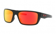 OAKLEY Drop Point - Polished Black w/Prizm Ruby