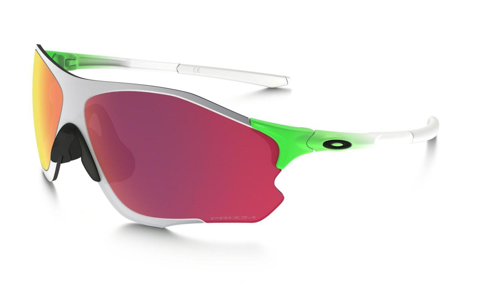 Brýle OAKLEY EVZero Path - Green Fade Chrome w/Prizm Field, OO9308-09