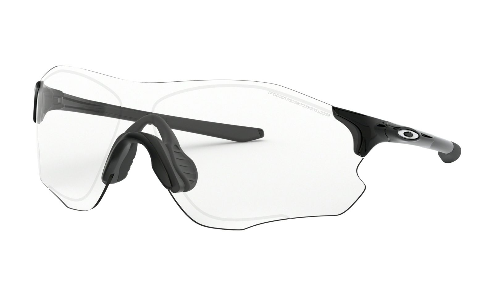 Brýle OAKLEY EVZero Path - Polished Black w/Clear to Black Photo Photochromic Photochromatic, OO9308-1338