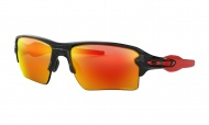 OAKLEY Flak 2.0 XL - Polished Black w/Prizm Ruby