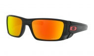 OAKLEY Fuel Cell - Black Ink w/Prizm Ruby Polarized