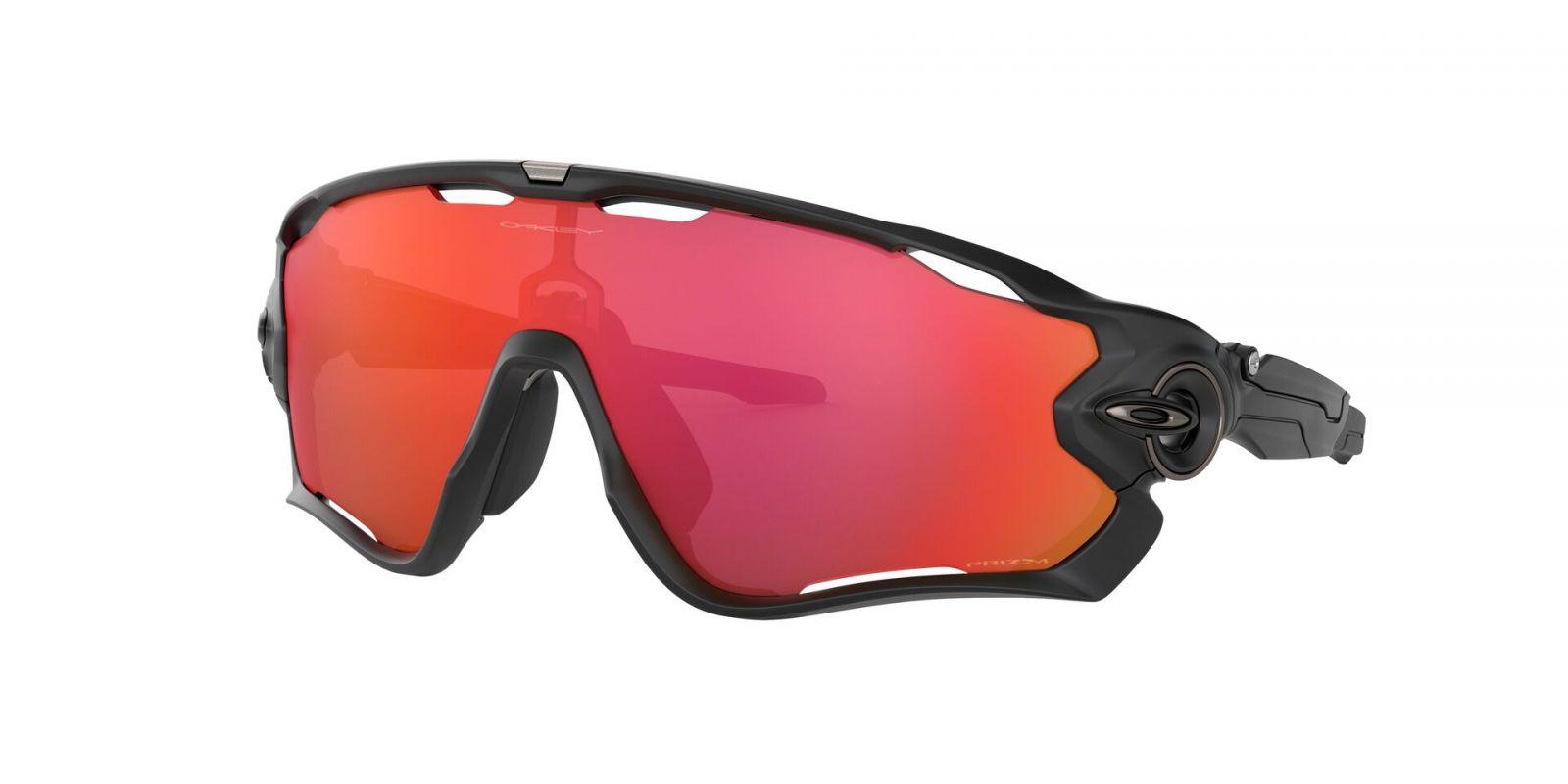 Brýle OAKLEY Jawbreaker - Matte Black w/Prizm Trail Torch